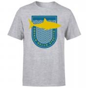 Squalo Dello Stretto Men's T-Shirt - XL - Grey