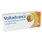 GLAXOSMITHKLINE C.HEALTH.SpA VOLTADVANCE Compresse Rivestite 10 compresse con film