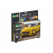 Mercedes AMG GT Model Set Revell