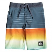 Quiksilver Boardshortky Quiksilver Highline Slab Boy 14 ebony