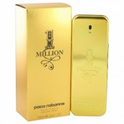 1 Million For Men By Paco Rabanne Eau De Toilette Spray 3.4 Oz