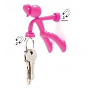 Peleg design sleutelhouder Key Petite - Roze