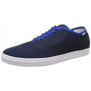Reebok Classics Men's Classic Tenstall Collegiate Navy, Royal and White Sneakers - 6 UK/India (39 EU)(8.5 US)