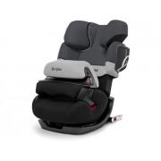Cybex Cadeira Auto Pallas 2-Fix Preto E Cinza (Grupo 1/2/3)