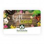 Cadeaubon Gift Card 25€