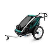 THULE Chariot Lite 1 - Bluegrass - Bike Trailers & Seats
