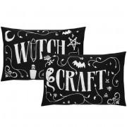 Huse de pernă KILLSTAR - Witchcraft - BLACK - KSRA001548