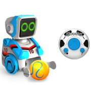 Silverlit Radio-Controlled Robot KickaBot Blue SL54098