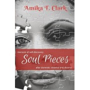 Soul Pieces: Memoirs of Self-Discovery after Domestic Violence and Divorce, Paperback/Amika T. Clark