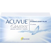 ACUVUE OASYS with HYDRACLEAR Plus 6 stk