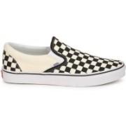 Vans CLASSIC SLIP-ON Men Loafers For Men(Black, White)