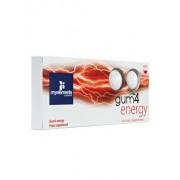 Guma de mestecat fara zahar Myelements Gum4 Energy, 10 buc