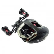 ZANLURE LP11 6.3:1 11+1BB Full Metal Baitcasting Fishing Reel 5.5KG Drag Left / Right Hand Wheel