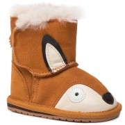 Обувки EMU AUSTRALIA - Fox Walker B12078 Burnt Orange