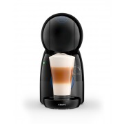 Espressor cu capsule Krups Dolce Gusto Piccolo XS KP1A0831, 1600 W, 15 bari, Bauturi calde/reci, 0.8 L, Negru