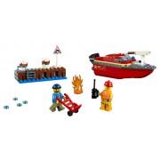 INCENDIUL DE LA DOCURI - LEGO (60213)