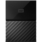 "HDD Extern Western Digital My Passport, 2TB, USB 3.0, 2.5"" (Negru)"
