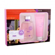 Mandarina Duck Let´s Travel To Paris confezione regalo eau de toilette 100 ml + doccia gel 100 ml donna