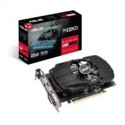 Placa Video Asus PH-RX550-2G-EVO 2GB 128bit 6000 MHz