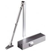 OUDE 1133BW Hidraulikus 40-65kg max.950mm csuklókar szab.működési visszazárási seb. szögletes ezüst.