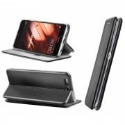 Capa Samsung Galaxy A6 2018 (Samsung A600) Flip Book Elegance Preto