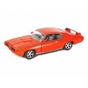 1969 Pontiac GTO Judge 1/24 Orange