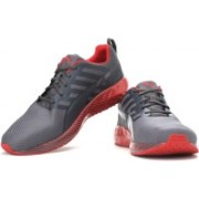 Puma Flare Stripes Running Shoes For Men(Grey)