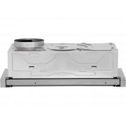 Bosch Serie 2 DFL064W50 Vlakscherm-afzuigkappen - Zilver