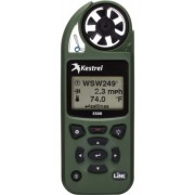Kestrel 5500 Handheld Weather Meter with Bluetooth LiNK - Olive