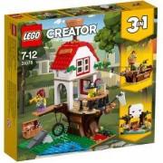 Конструктор Лего Криейтър - Приключения на дървената къща, LEGO Creator, 31078