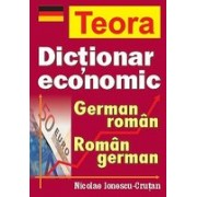 Dictionar economic german-roman/roman-german