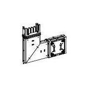 Canalis - cot pentru schimbarea directiei - 250 a - montaj in sus - Bara capsulata-canalis ks - Canalis - KSA250DLE40 - Schneider Electric