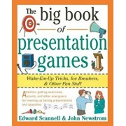 The Big Book of Presentation Games: Wake-Em-Up Tricks, Icebreakers, and Other Fun Stuff, Paperback/John W. Newstrom