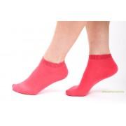 Titok pamut zokni 2 pár - rózsaszín 35-36