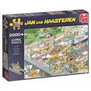 Jan Van Haasteren Slussen 2000 Bitar