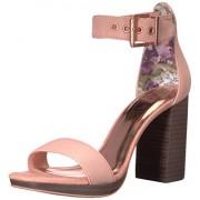 Ted Baker Women's Lorno Lthr AF LT Pink Sandal, Light Pink, 8.5 M US