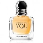 Armani Emporio Because It's You eau de parfum para mujer 30 ml