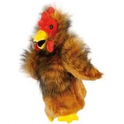 The Puppet Company - Long-Sleeved Glove Puppets - Hen