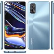 "Smartphone, REALME 7 PRO, DualSIM, 6.4"", Arm Octa (2.3G), 8GB RAM, 128GB Storage, Android 10, Mirror Silver (RMX2170)"
