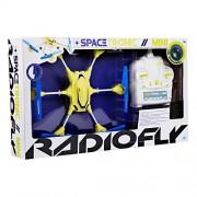 Mini drone radiocomandato space tronic