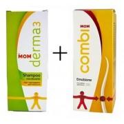 Candioli Ist.Profil.E Farm.Spa Mom Derma3 Shampoo 250 Ml + Mom Combi Emulsione 100 Ml