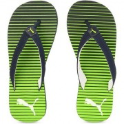 Puma Green Current Flip IDP Flip Flops
