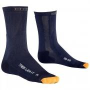X-SOCKS Calze trekking X-Socks Light Junior (Colore: blu, Taglia: 35/38)