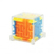 Mini 3D Magic Cube Puzzle Box Sequential Puzzles Christmas Birthday Gift for Kids