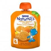 Nestle NaturNes piure banana, portocala si biscuiti 90g