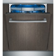 Siemens SN678X02TE - 60 cm Integrated Dishwasher IQ 700 Black
