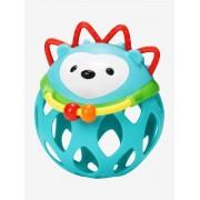SKIP HOP Explore & More Chocalho maleável, redondo, ouriço, da SKIP HOP azul medio liso com motivo