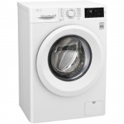 Masina de spalat rufe LG Titan F0J5WN3W, 6.5 kg, 1000 rpm, A+++, 6 MOTION DD, Display, Inverter Direct Drive™, Slim, Alb
