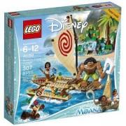 Конструктор ЛЕГО Дисни Принцеси - Океанското пътешествие на Ваяна - LEGO Disney Princess, 41150