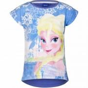Disney Frozen t-shirt blauw voor meisjes